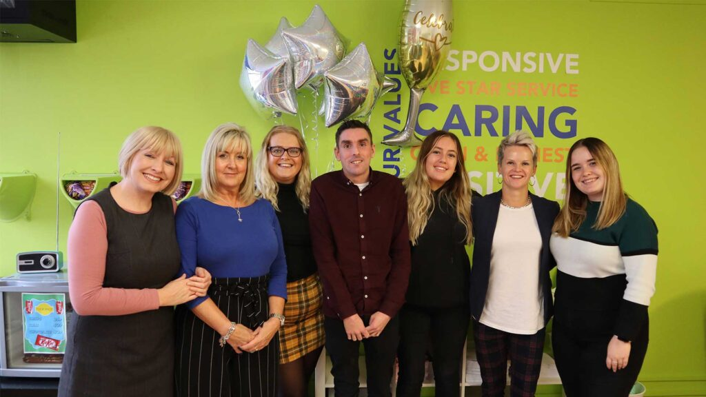 Company Recognition Awards at Sheffieldmoneyman