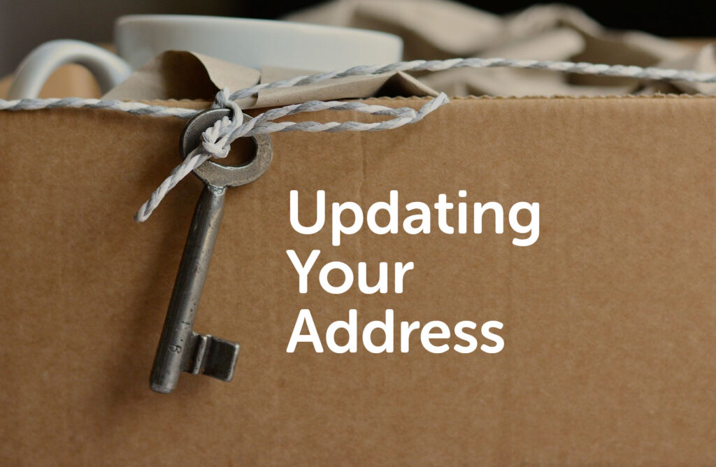 The Importance of Changing Your Address | Mortgage Advice in Sheffield