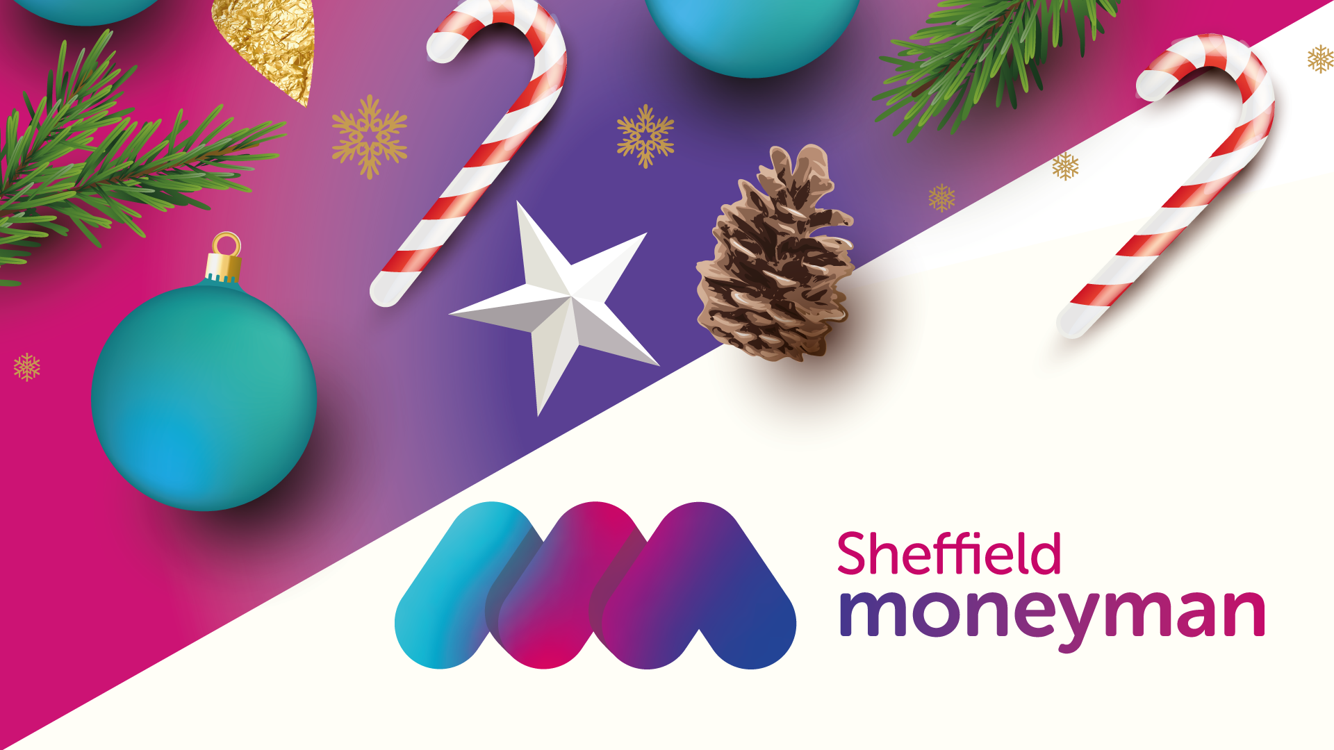 Christmas Message | Sheffieldmoneyman